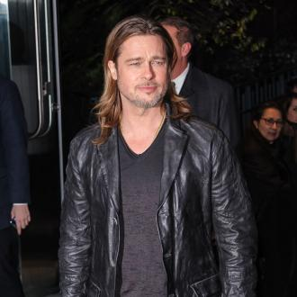 Brad Pitt Makes Zoo For Kids