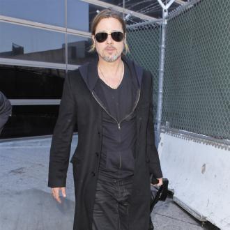 Spanx Fan Brad Pitt
