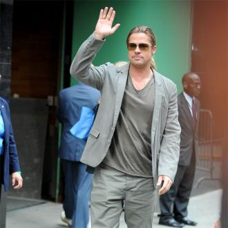 Brad Pitt Allowed To Party