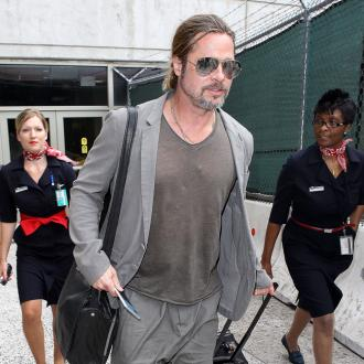 Brad Pitt Buys Spitfire Fighter Craft