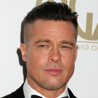 Brad Pitt Loves 'Teaching' His Children