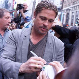 Brad Pitt Didn't Fly Until 25