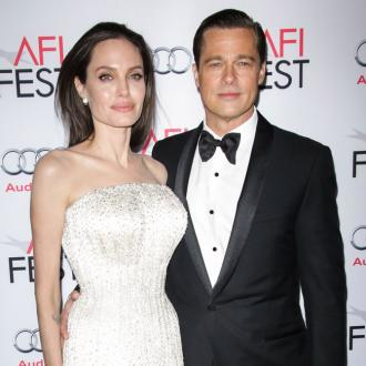 Brad Pitt Seeking Joint Custody