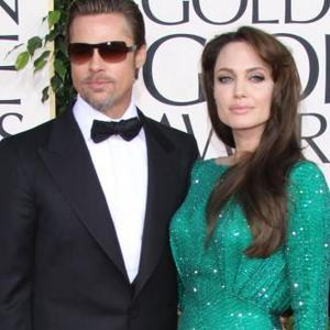 Brad Pitt And Angelina Jolie's Midsummer Party