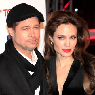 Brad Pitt And Angelina Jolie Collect Wedding Rings