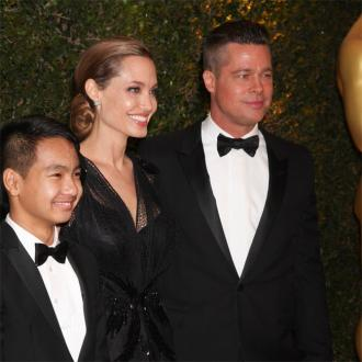 Brad Pitt Pays Tribute To Angelina Jolie's Mum At Wedding