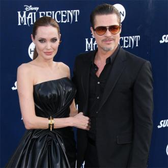 Brad Pitt And Angelina Jolie Spend Two Days Apart