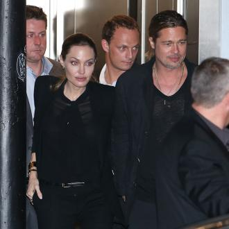 Brad Pitt Treats Angelina Jolie To Birthday Meal In Paris