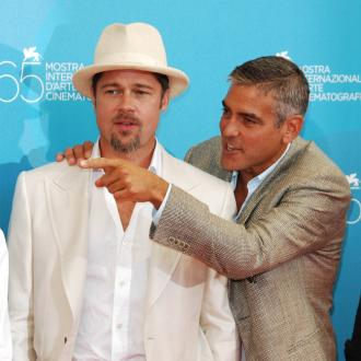 Brad Pitt Will Be George Clooney's Best Man