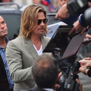 Brad Pitt: Engagement Makes Sense
