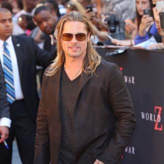 Brad Pitt Would Party Through Apocalypse