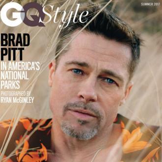 Brad Pitt's drinking was a problem