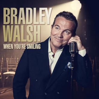 Bradley Walsh announces second album