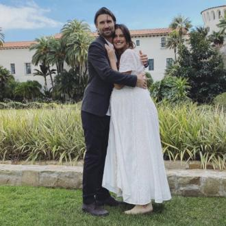 Brandon Jenner Marries Cayley Stoker