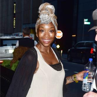 Brandy's daughter Sy'rai saved her life during depression battle
