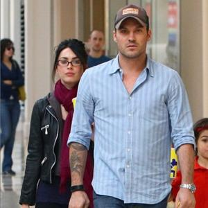 Brian Austin Green Feels Lucky To Have Megan Fox