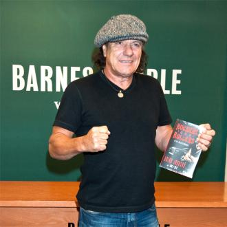 AC/DC complete new album