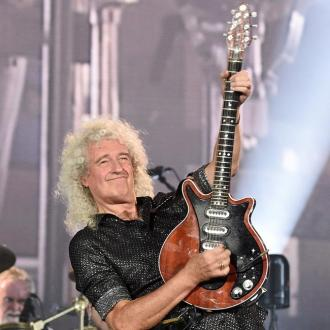 Brian May Designs A Sports Bra