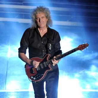 Brian May In Cancer Scare Over Christmas