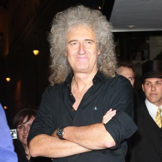 Brian May Celebrates Cancer All-clear With Tea