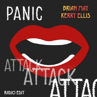 Brian May and Kerry Ellis release Panic Attack
