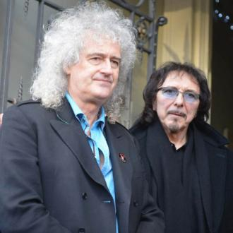 Brian May to release Tony Iommi collab?