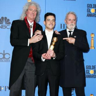 Rami Malek found it 'daunting' meeting Queen members