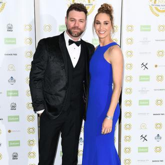 Brian McFadden and Danielle Parkinson reveal miscarriage pain