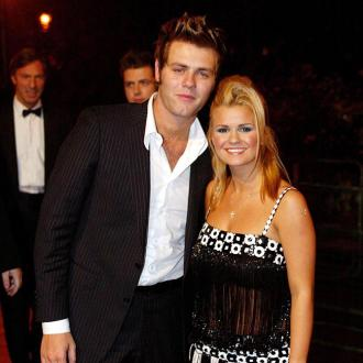 Kerry Katona congratulates ex Brian McFadden on his engagement