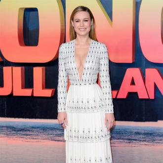 Brie Larson: Kong kept me grounded