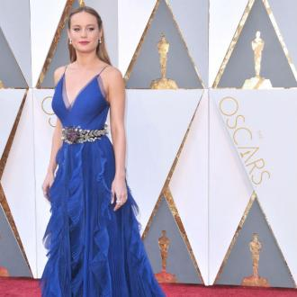 Brie Larson can deadlift 225 pounds