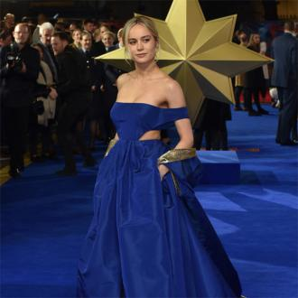Brie Larson Didn't Feel Any Pressure Playing Captain Marvel