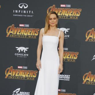 Brie Larson had several 'fittings' on lead up to filming Captain Marvel