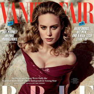 Brie Larson: My famous pals saved my life