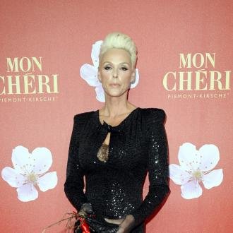 Brigitte Nielsen Ok With Being An Older Mom