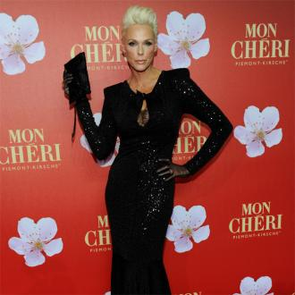 Brigitte Nielsen praises husband for addiction help