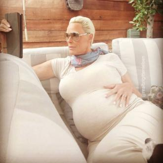 Brigitte Nielsen Pregnant With Fifth Child
