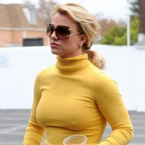 Britney Spears Thrilled With Glee