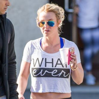 Britney Spears Addicted To Pokemon Go