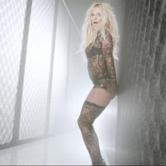 Britney Spears' raunchy music video