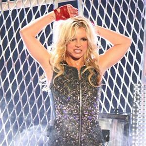 Britney Spears Receives Worldwide Act Ema Nomination