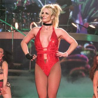 Britney Spears forgot where she was during concert