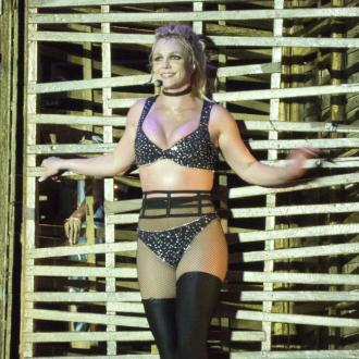 Britney Spears Uses Her Best British Accent During London Gig