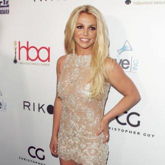 Britney Spears 'very happy' to be back home