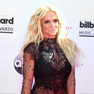 Britney Spears doesn't party much
