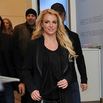 Britney Spears 'Shy But Fierce'