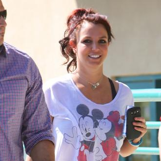 Britney Spears Helps Sick Kids
