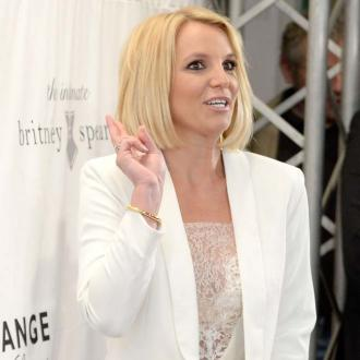 Britney Spears Reveals Her Love Of London's Landmarks
