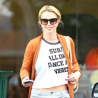 Britney Spears 'doesn't mind' exercising