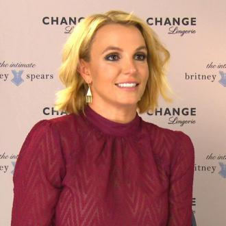 Britney Spears celebrates Christmas with new beau